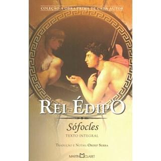 Livro - Rei Édipo - Sófocles - Martin Claret