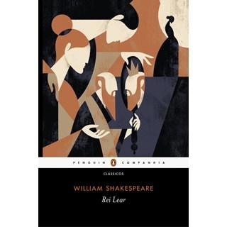 Livro - Rei Lear - Shakespeare - Companhia das Letras