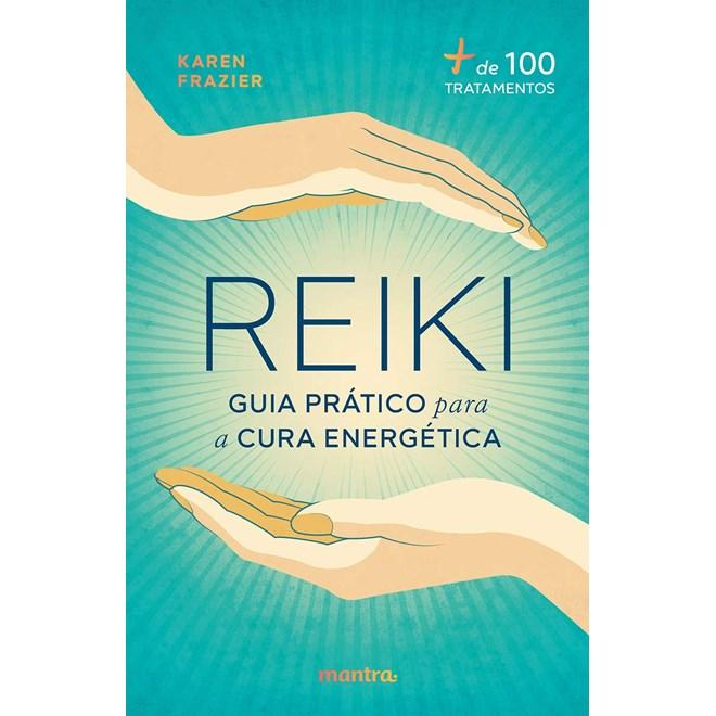 Livro Reiki - Frazier - Mantra