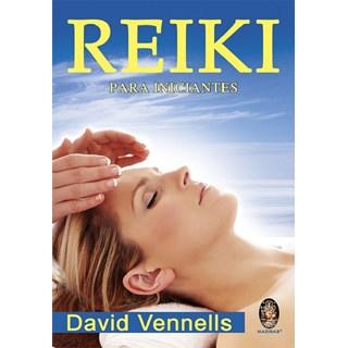 Livro - Reiki para Iniciantes - Vennels