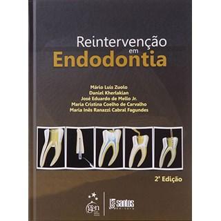Livro - Reintervenção em Endodontia - Zuolo