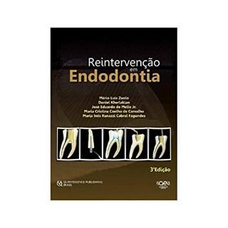 Livro - Reintervenção em Endodontia - Zuolo - Santos