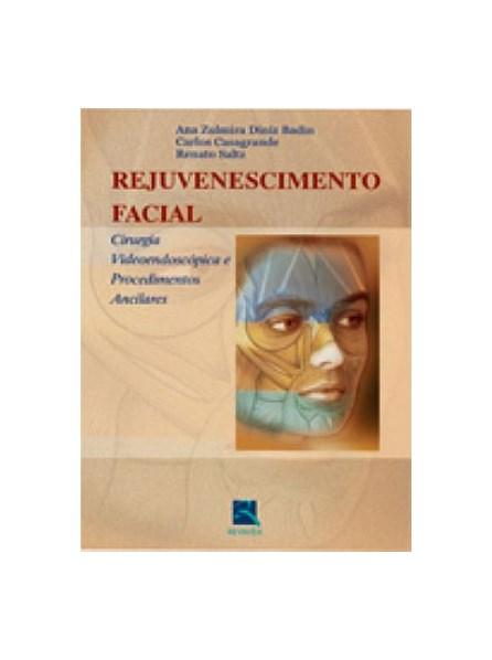 Livro - Rejuvenescimento Facial - Badin
