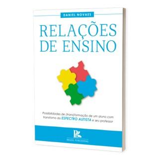 Livro Relações de Ensino - Novaes - Brazil Publishing