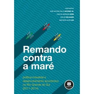 Livro - Remando Contra a Maré - Política industrial e desenvolvimento econômico no Rio Grande do Sul - Antunes Júnior