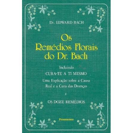 Livro - Remédios Florais do Dr. Bach