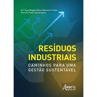 Livro Resíduos Industriais - Freitas - Appris