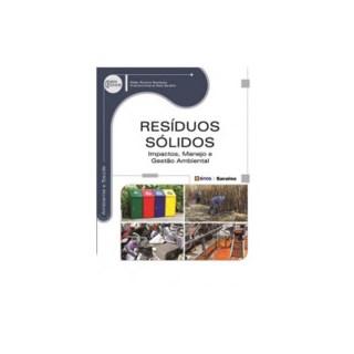Livro - Resíduos Sólidos - Barbosa