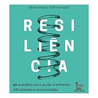 Livro - Resiliência - Fernandes - Baralho
