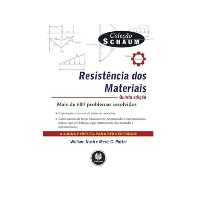Livro - Resistência dos Materiais - Nash