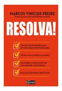 Livro Resolva! Freire Gente