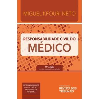 Livro Responsabilidade Civil do Médico - Kfouri - Revista dos Tribunais