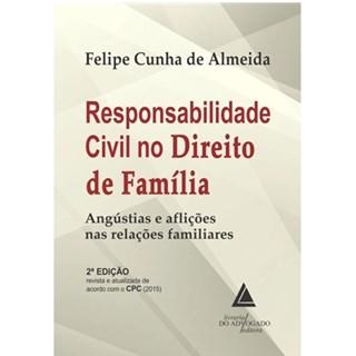 Livro - Responsabilidade Civil No Direito De Família - Almeida