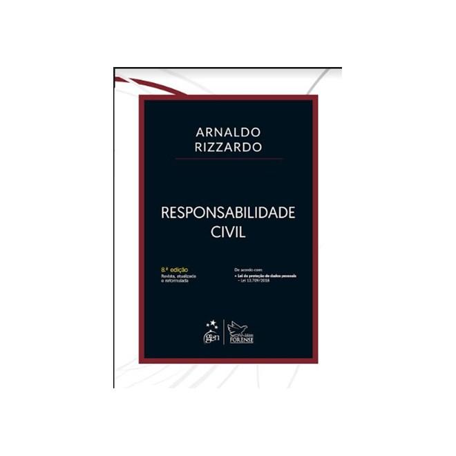 Livro - Responsabilidade Civil - Rizzardo
