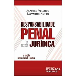 Livro - Responsabilidade Penal Da Pessoa Jurídica - Netto - Revista dos Tribunais