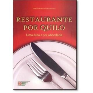 Livro - Restaurante por Quilo: Uma área a ser Abordada - Donato