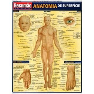 Livro - Resumão Anatomia de Superfície