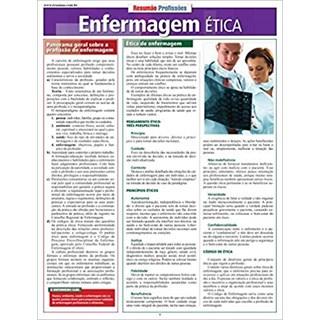Livro - Resumão - Enfermagem Ética