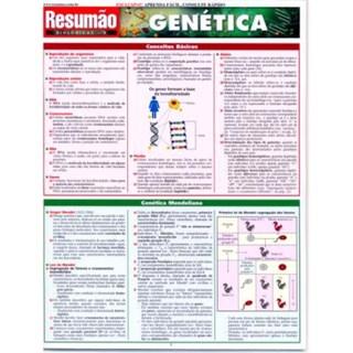 Livro - Resumão Genética