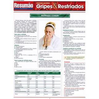 Livro - Resumão Gripes e Resfriados