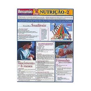 Livro - Resumão Nutrição 2 - Da Infância à Adolescência