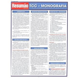Livro - Resumão TCC - Monografia - Ricardino