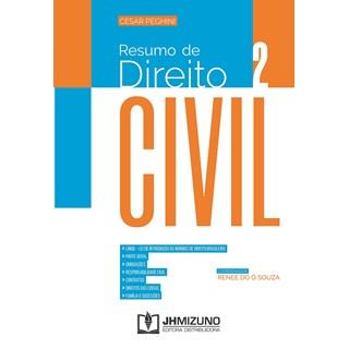 Livro Resumo de Direito Civil - Peghini - Jh Mizuno