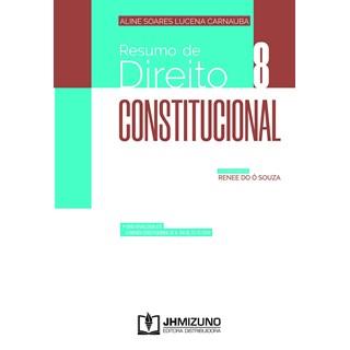 Livro Resumo de Direito Constitucional - Carnaúba - Jh Mizuno