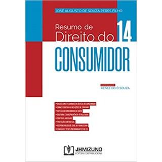 Livro - Resumo de Direito do Consumidor Vol 14 - Filho - Jh Mizuno
