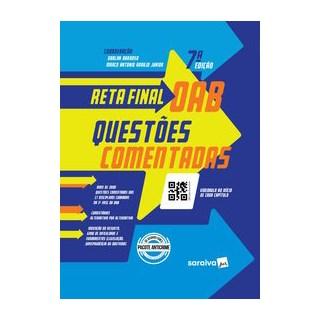 Livro - Reta Final OAB - Questões Comentadas - 7ª Edição 2020 - Giancoli 7º edição