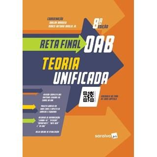 Livro - Reta Final OAB - Teoria Unificada - Barroso