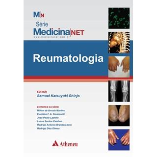 Livro - Reumatologia - Série Medicina Net - Shinjo