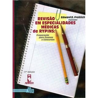 Livro - Revisão em Especialidades Médicas de Rypins - Edward