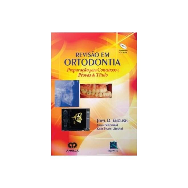 Livro - Revisão em Ortodontia - Preparação para Concursos e Provas de Títulos - English