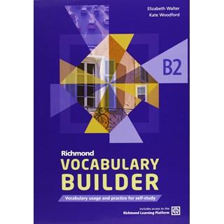 Livro Richmond Vocabulary Builder 2 - Walter - Richmond