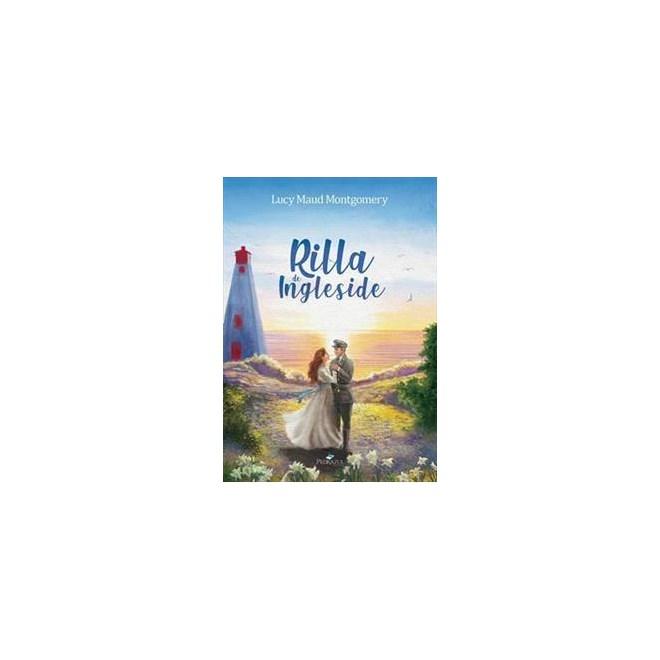 Livro - Rilla De Ingleside - Montgomery - Pedra Azul