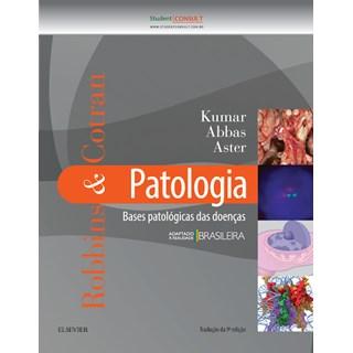 Livro - Robbins - Patologia Bases Patológicas das Doenças - 9a. edição