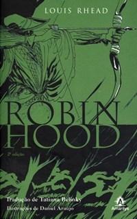 Livro Robin Hood Rhead