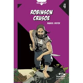 Livro Robinson Crusoe: StandFor Graded Readers - FTD