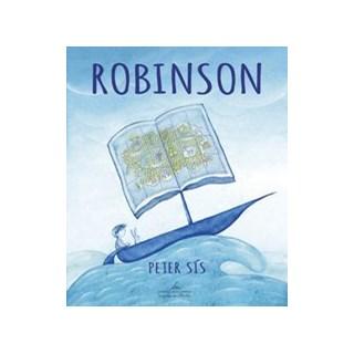 Livro - Robinson - Sís 1º edição