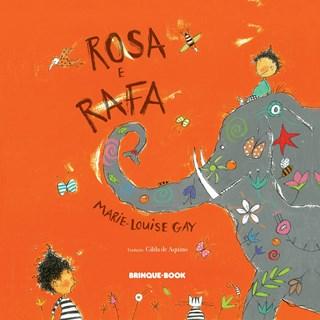 Livro Rosa e Rafa - Brinque Book