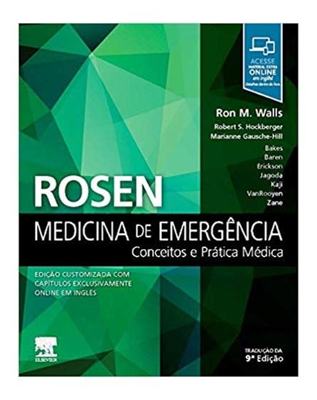 Livro - Rosen Medicina De Emergência - Hockberger