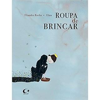 Livro - Roupa de Brincar - Rocha - Pulo do Gato
