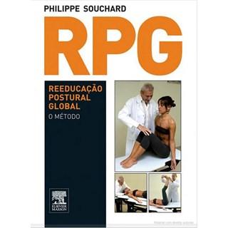 Livro - RPG Reeducação Postural Global - Souchard