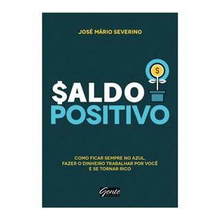 Livro - Saldo Positivo - Severino - Gente