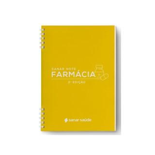 Livro Sanar Note Farmácia 2ª Edição - Sanar