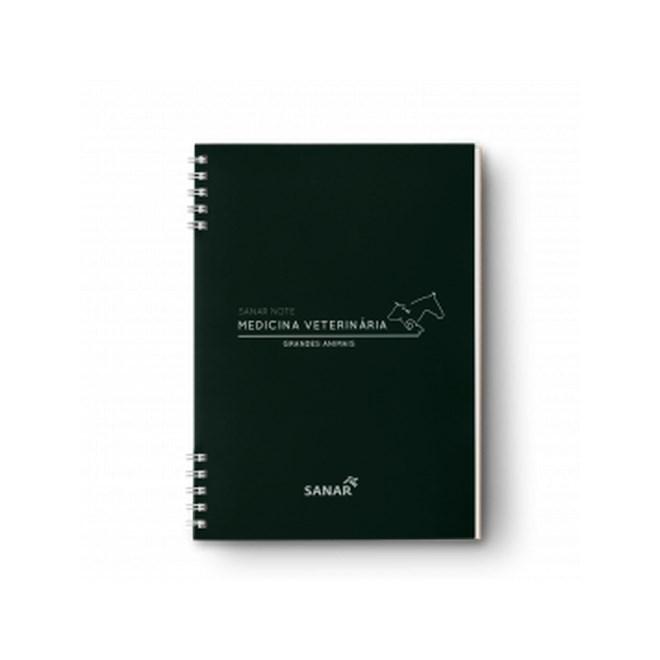 Livro - Sanar Note Medicina Veterinária: Grandes Animais - Ferreira - Sanar