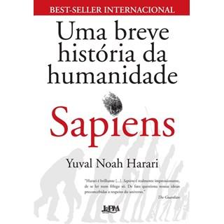Livro - Sapiens – uma breve história da humanidade - Harari
