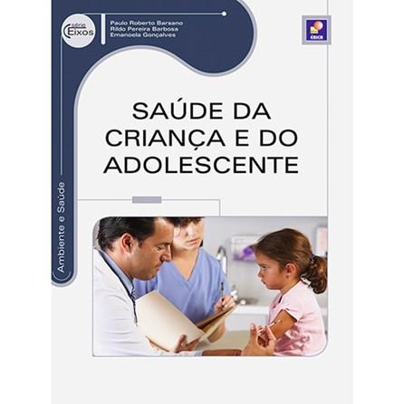 Livro - Saúde da Criança e do Adolescente - Gonçalves