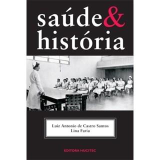 Livro - Saúde & História - Santos